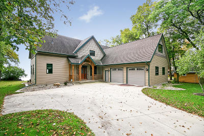 Spicer Single Family Home For Sale: 11151 N Shore Drive