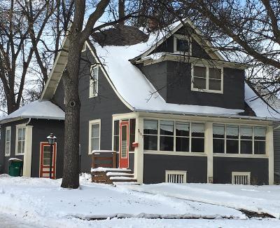 Clara City, Montevideo, Dawson, Madison, Marshall, Appleton Single Family Home For Sale: 607 N 4th Street