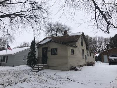 Willmar Single Family Home For Sale: 1801 7 1/2 Street SW