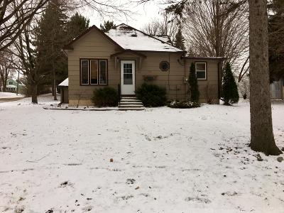 New London Single Family Home For Sale: 112 3rd Avenue SE