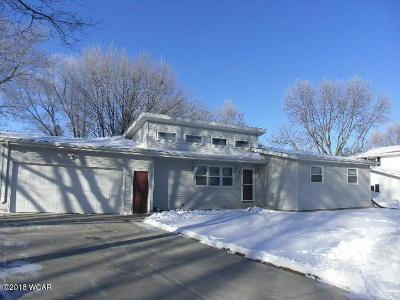 Clara City, Montevideo, Dawson, Madison, Marshall, Appleton Single Family Home For Sale: 602 Kennedy Street