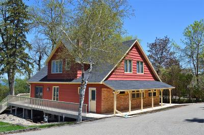 Spicer Single Family Home For Sale: 339, 341 Lake Avenue S