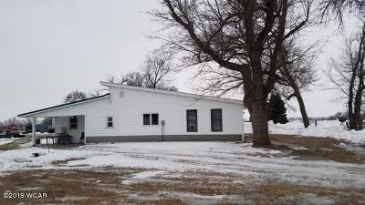 Clara City, Montevideo, Dawson, Madison, Marshall, Appleton Single Family Home For Sale: 2336 365th Avenue