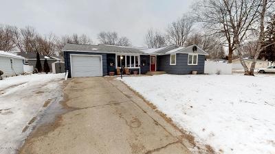 Willmar Single Family Home For Sale: 1100 Florence Lane SW