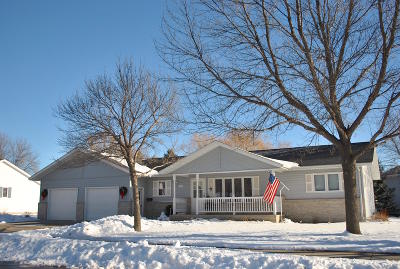 Clara City, Montevideo, Dawson, Madison, Marshall, Appleton Single Family Home For Sale: 1003 S 1st Street