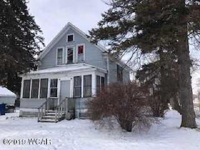 Willmar Single Family Home For Sale: 1200 5th Street SW
