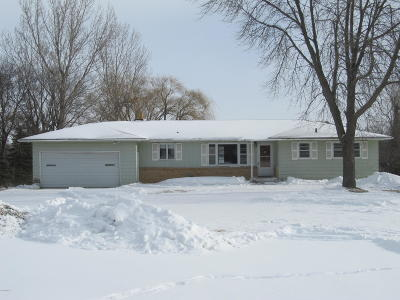 Granite Falls MN Single Family Home For Sale: $104,900