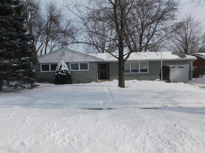 Montevideo Single Family Home For Sale: 1428 N 5th Street