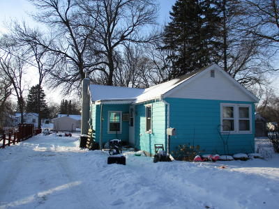 Willmar Single Family Home Contingent: 612 Julii Street SE