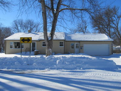 Granite Falls MN Single Family Home For Sale: $99,990