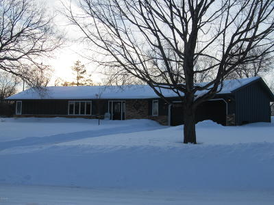 Granite Falls MN Single Family Home For Sale: $224,900