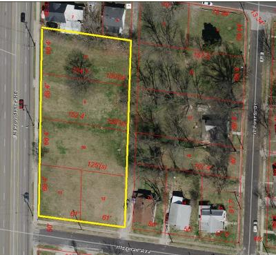 Columbia Residential Lots & Land For Sale: 604 N PROVIDENCE Rd