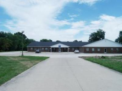 Moberly Commercial For Sale: 1150 S MORLEY St