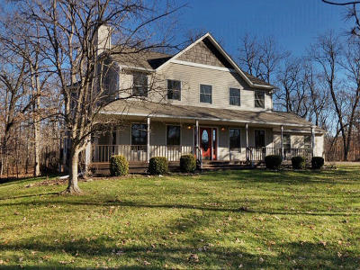 Moberly MO Single Family Home For Sale: $250,000