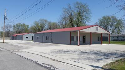 Moberly Commercial For Sale: 224 SPARKS Ave