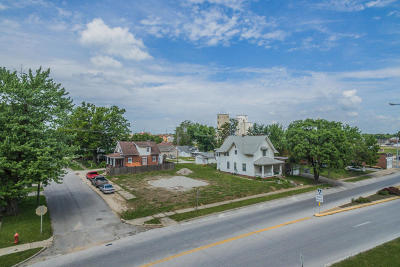 Moberly Residential Lots & Land For Sale: 121 S MORLEY St