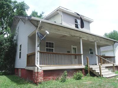 Moberly MO Single Family Home For Sale: $24,900