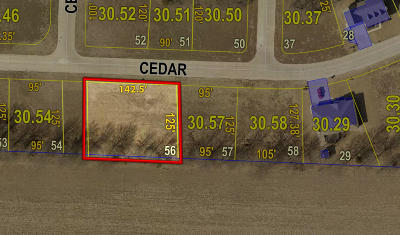 Residential Lots & Land For Sale: LOT 56 CEDAR RIDGE Dr