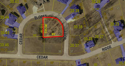 Residential Lots & Land For Sale: LOT 49 CEDAR SLOPES