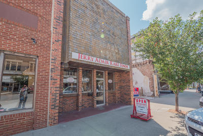 Moberly Commercial For Sale: 314 W REED St