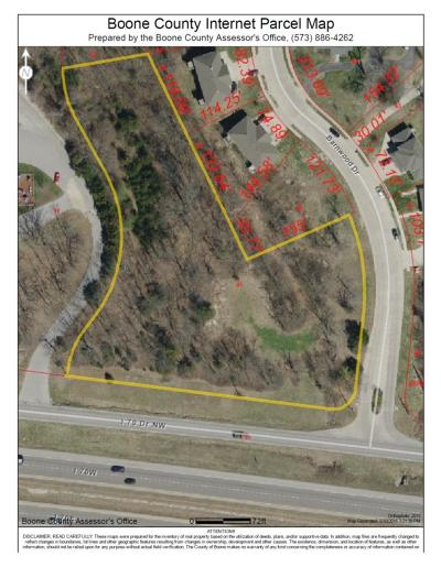 Columbia Commercial For Sale: LOT 41 I-70 DR NW Dr