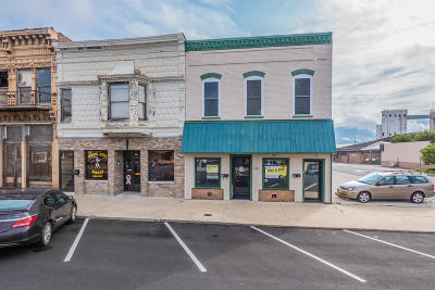 Moberly Commercial For Sale: 216 N CLARK St