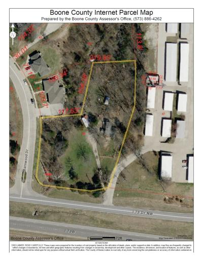 Columbia Commercial For Sale: 2913 I-70 DR NW