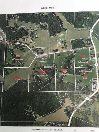 Columbia Residential Lots & Land For Sale: WOODIE PROCTOR Rd