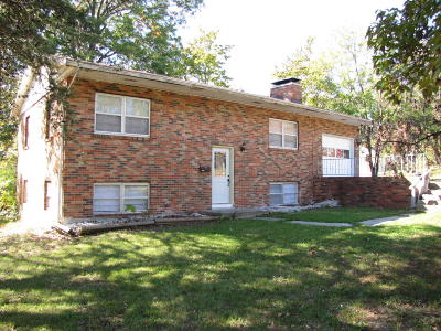 Columbia Single Family Home For Sale: 2500 QUAIL Dr