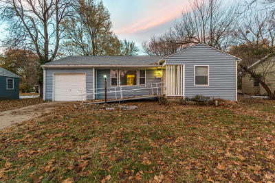 Columbia Single Family Home For Sale: 1309 W WORLEY St