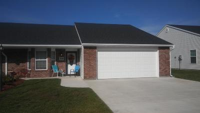 Moberly MO Condo/Townhouse For Sale: $156,350