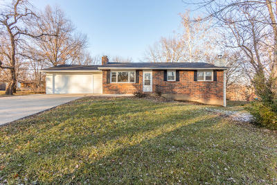 Columbia Single Family Home For Sale: 6201 E MOLLY Ln