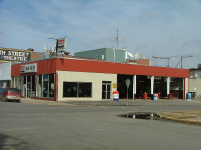Moberly Commercial For Sale: 100 N 4TH St