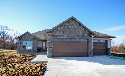 Columbia Single Family Home For Sale: LOT 113 CRYSTAL DOWNS LOOP