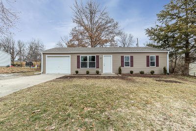 Columbia Single Family Home For Sale: 1405 WESTWINDS Dr