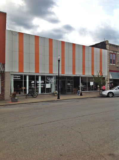 Moberly Commercial For Sale: 416 W REED St