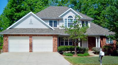 Columbia Single Family Home For Sale: 609 WILD ROSE