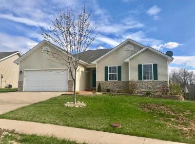 Columbia Single Family Home For Sale: 5200 OPAL Dr