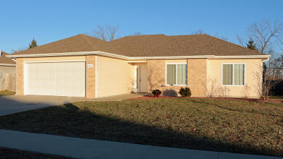 Columbia Single Family Home For Sale: 4687 E SUMMERHILL Dr