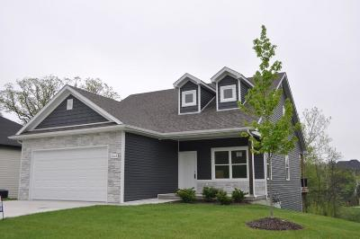 Columbia Single Family Home For Sale: 3404 TIMBER RUN DR,