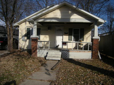 Columbia Single Family Home For Sale: 19 4TH Ave