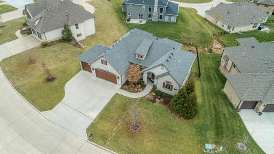 Columbia Single Family Home For Sale: 4100 BLUE HOLLOW Dr