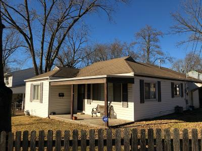 Columbia Single Family Home For Sale: 1607 AMELIA St