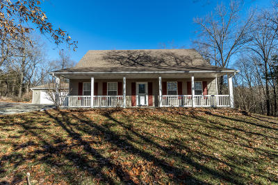 Columbia Single Family Home For Sale: 5449 W DRISKEL Rd