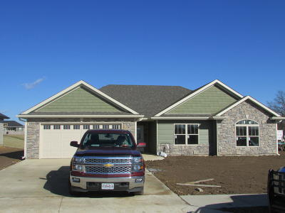 Columbia Single Family Home For Sale: LOT 361 N YELLOWWOOD Dr