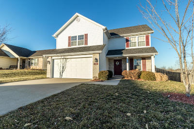 Columbia Single Family Home For Sale: 3401 CROW Ct