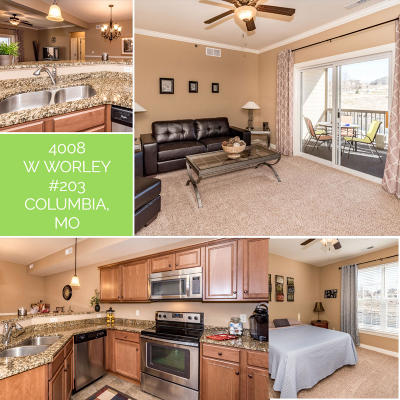Columbia Condo/Townhouse For Sale
