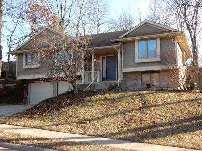 Columbia Single Family Home For Sale: 2012 N DEERBORN Cir