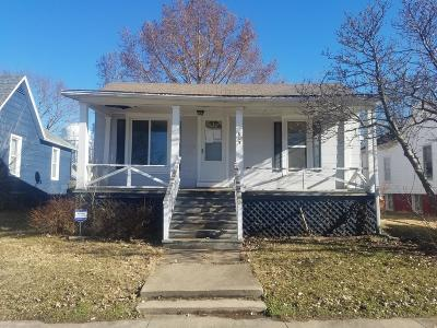 Moberly MO Single Family Home For Sale: $19,500