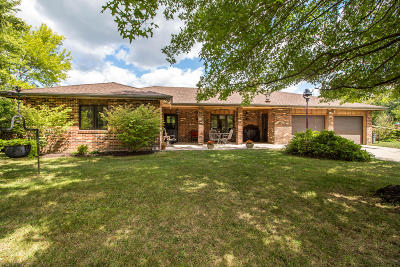 Columbia Single Family Home For Sale: 5455 N KIRCHER Rd